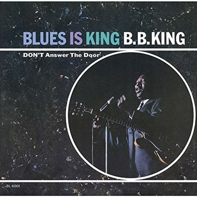 B.B. King BLUES IS KING CD