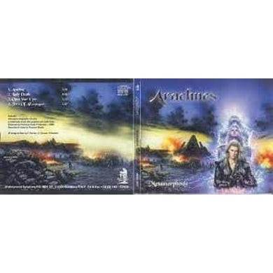 Arachnes METAMORPHOSIS CD