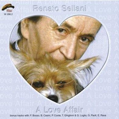 Renato Sellani LOVE AFFAIR CD