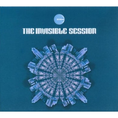 Invisible Session TO THE POWERFUL CD