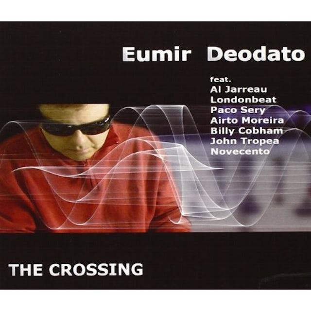 Eumir Deodato CROSSING CD