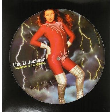 THUNDER & LIGHTNING Vinyl Record