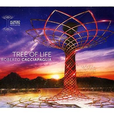 Roberto Cacciapaglia TREE OF LIFE SUITE CD