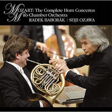 MOZART: HORN CONCERTOS NOS. 1-4 Super Audio CD