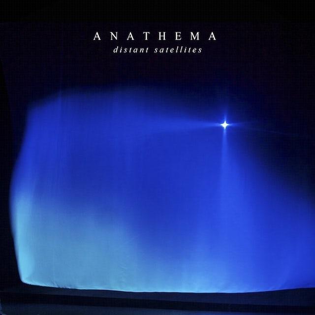 Anathema DISTANT SATELITES CD