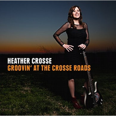 GROOVING AT THE CROSSE ROADS CD