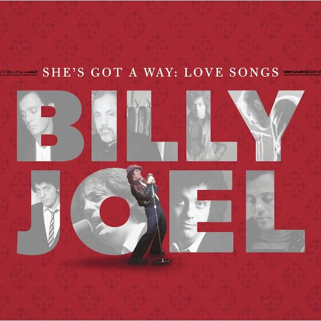 Billy Joel SHE'S GOT A WAY: LOVE SONGS CD