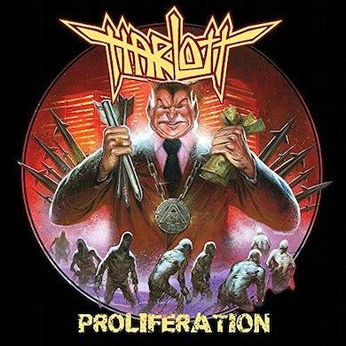 HARLOTT PROLIFERATION CD