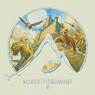 Scale The Summit V CD