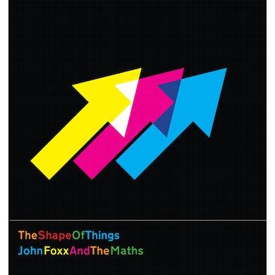 John Foxx & The Maths SHAPE OF THINGS CD