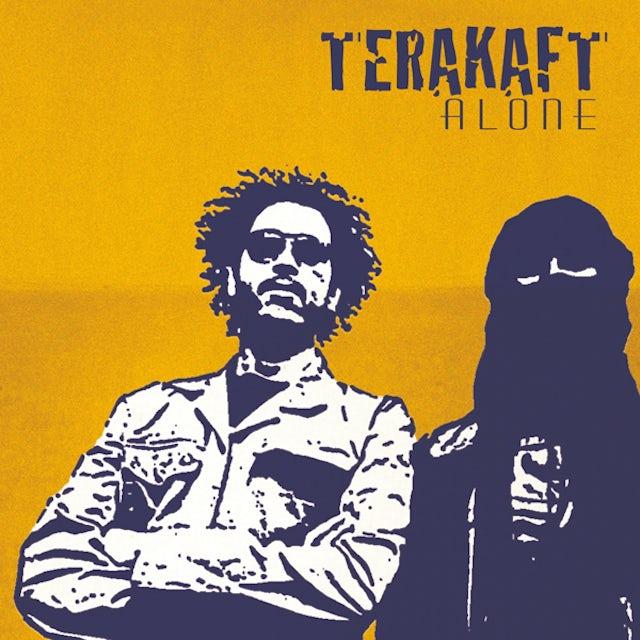 TERAKAFT ALONE CD