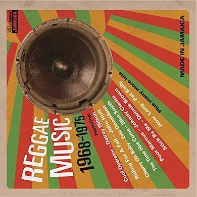 REGGAE MUSIC 1968-1975 / VARIOUS CD
