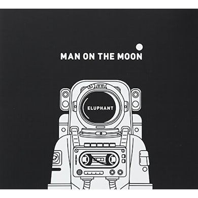 Eluphant MAN ON THE MOON (VOL.3) CD