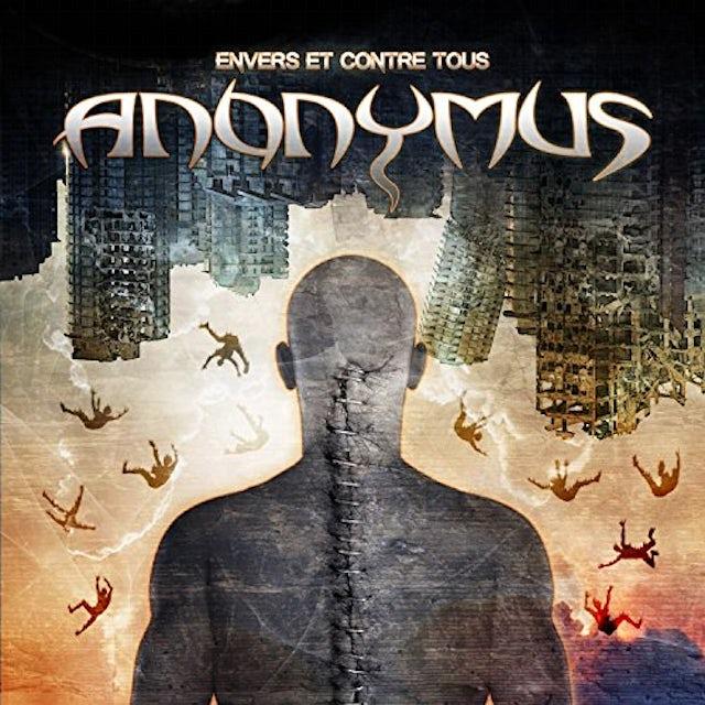 Anonymus ENVERS ET CONTRE TOUS CD