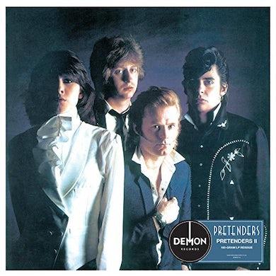The Pretenders II Vinyl Record