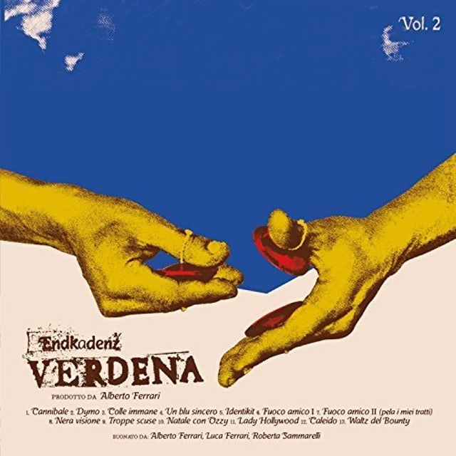 Verdena ENDKADENZ VOL 2 CD