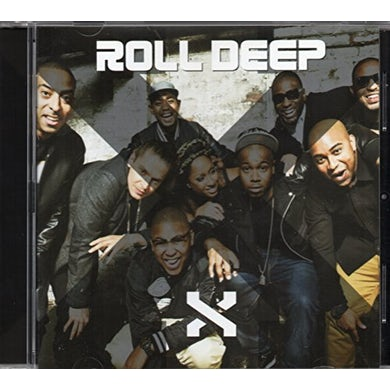 Roll Deep X CD