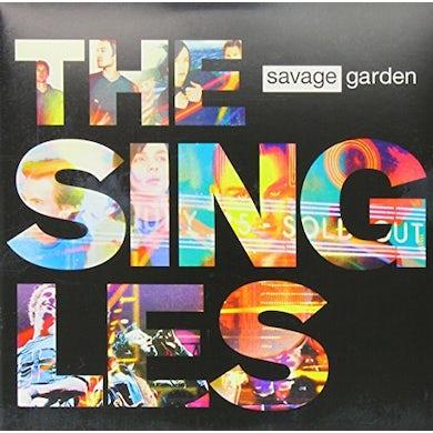 Savage Garden SINGLES Vinyl Record