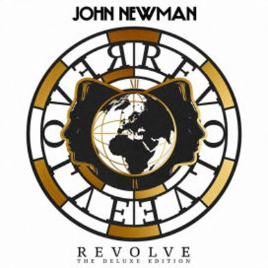 John Newman REVOLVE (DELUXE) CD