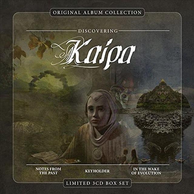 ORIGINAL ALBUM COLLECTION-DISCOVERING KAIPA CD