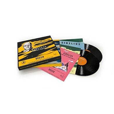 Anthony Collins Sibelius: The Complete Symphonies Vinyl Record