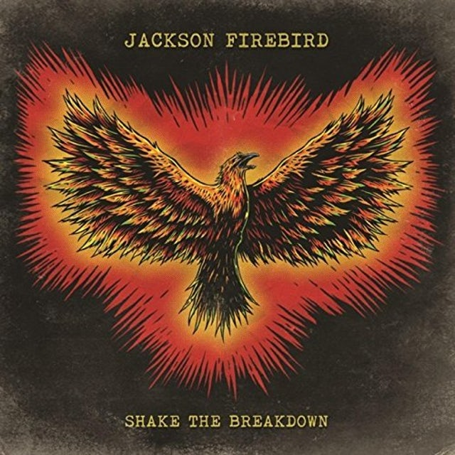 Jackson Firebird SHAKE THE BREAKDOWN CD