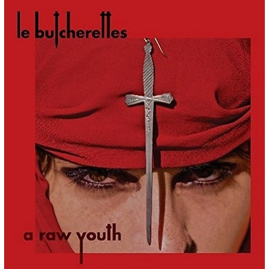 Le Butcherettes RAW YOUTH CD