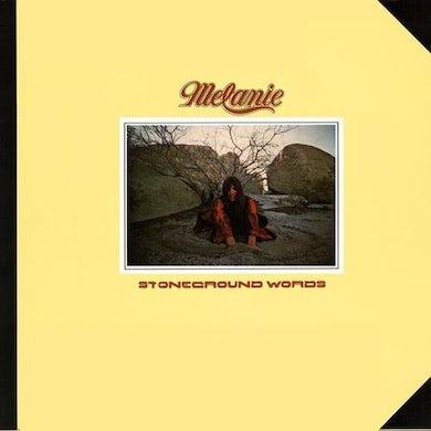 Melanie STONEGROUND WORDS CD