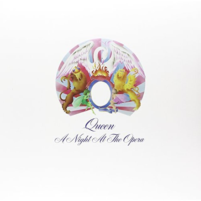 Queen NIGHT AT THE OPERA Vinyl Record