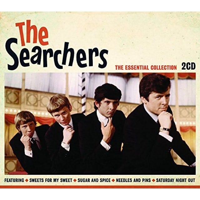 Searchers ESSENTIAL COLLECTION CD
