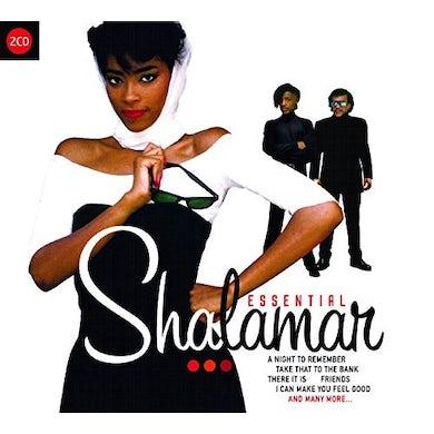 Shalamar ESSENTIAL CD