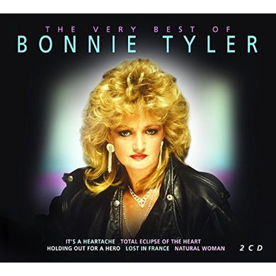 Bonnie Tyler VERY BEST OF CD