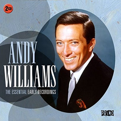 Andy Williams ESSENTIAL EARLY RECORDINGS CD
