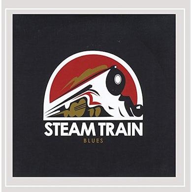Curtis King STEAM TRAIN BLUES CD