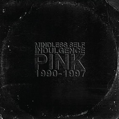 Mindless Self Indulgence PINK Vinyl Record