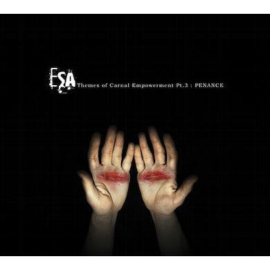 Esa THEMES OF CARNAL EMPOWERMENT PT.3 : PENANCE CD