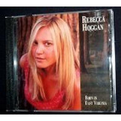 Rebecca Frazier BORN IN EAST VIRGINIA CD