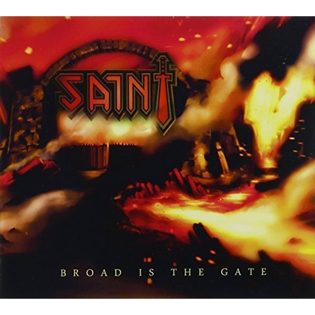 Saint BROAD IS THE GATE CD