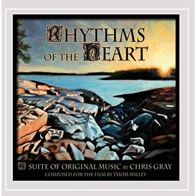Chris Gray RHYTHMS OF THE HEART CD