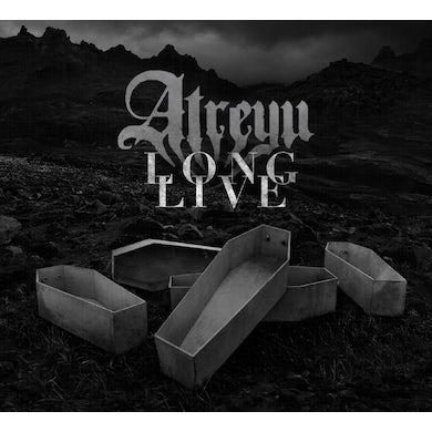 Atreyu LONG LIVE CD