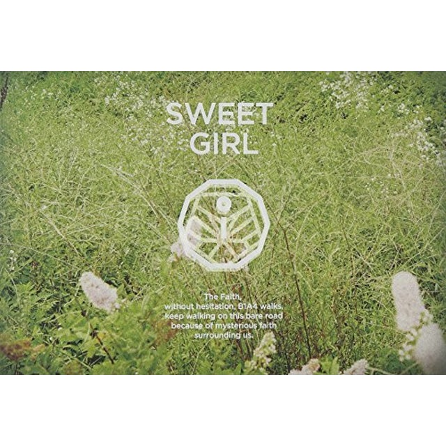 B1A4 SWEET GIRL (MINI ALBUM) CD