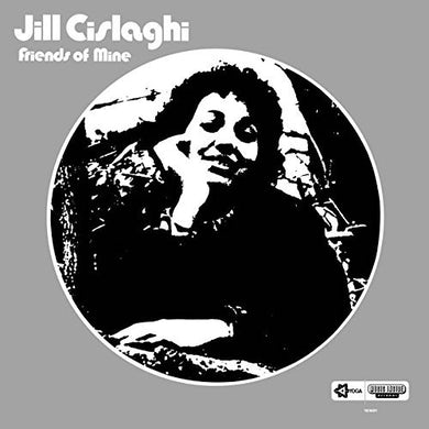 Jill Cislaghi FRIENDS OF MINE Vinyl Record