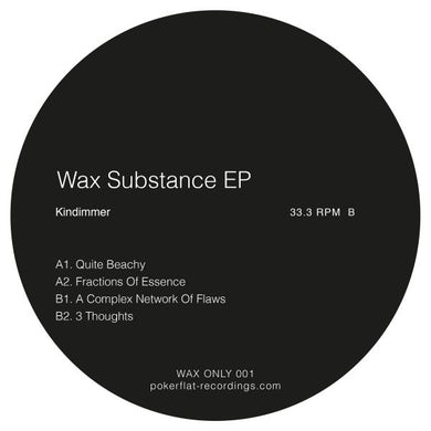 Kindimmer WAX SUBSTANCE Vinyl Record