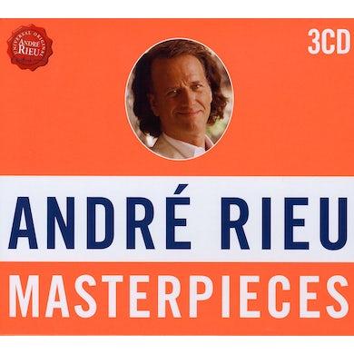 Andre Rieu MASTERPIECES CD