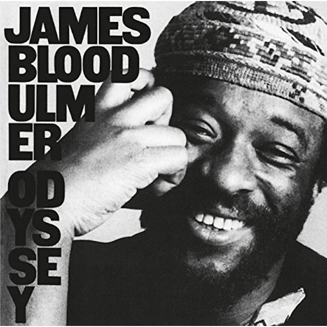 James Blood Ulmer ODYSSEY CD
