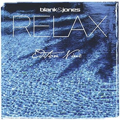 Blank & Jones RELAX EDITION 9 (NINE) CD
