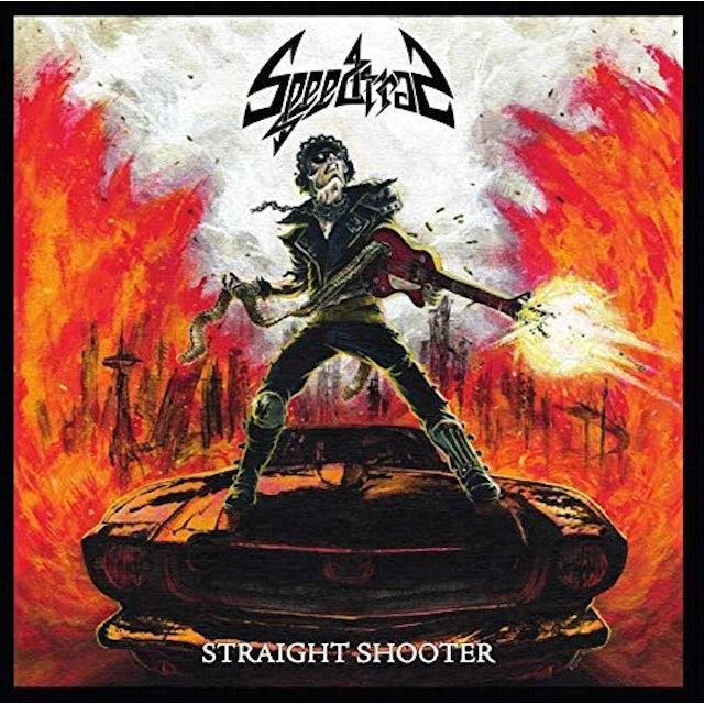 Speedtrap STRAIGHT SHOOTER Vinyl Record