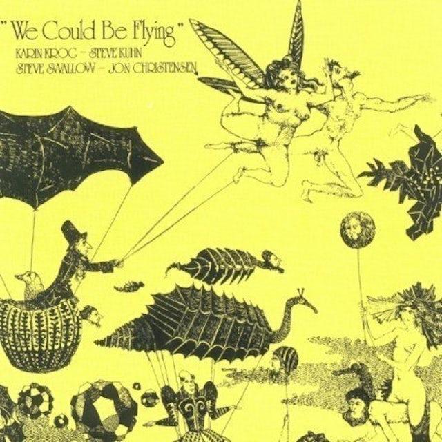 Karin Krog WE COULD BE FLYING CD