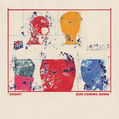 Ought SUN COMING DOWN Vinyl Record