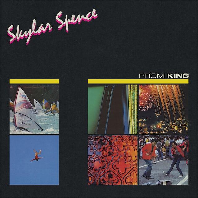 Skylar Spence PROM KING CD